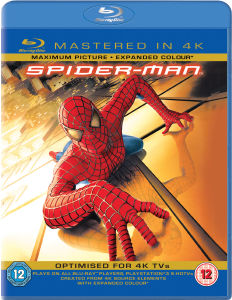 Spider-Man - Mastered in 4K Edition (Includes UltraViolet Copy)