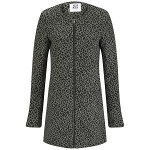 Vero Moda Women's Darling Boyfriend Coat - Black