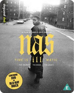 Nas: Time Is Illmatic - Steel Pack Edition (Includes DVD)