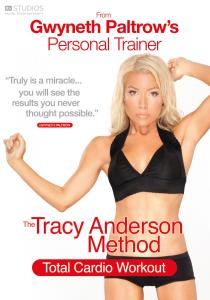 The Tracy Anderson Method: Total Cardio Workout