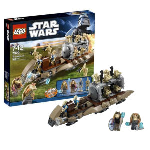 LEGO Star Wars: The Battle of Naboo (7929)