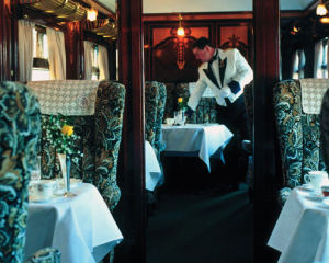 Discover Dining On the British Pullman for Two