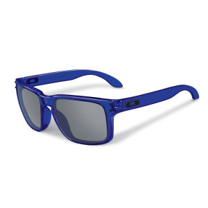 Oakley Men's Holbrook Crystal Sunglasses - Blue