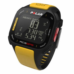 Polar RC3 GPS Tour de France Heart Rate Monitor and Sports Watch