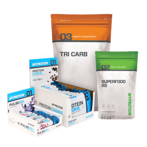Sports Performance Bundle - White Chocolate