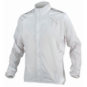 Endura Pakajak Jacket - White