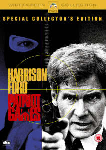 PATRIOT GAMES (Speciale Editie) (DVD)