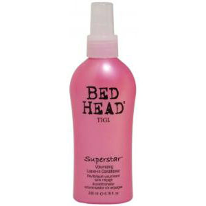 TIGI Bed Head Superstar Volumizing Leave-In Conditioner (200ml)