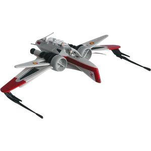 Star Wars ARC-170 Starfighter Snaptite Model