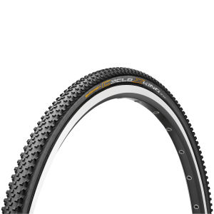 Continental CycloX-King RS Clincher Cyclocross Tyre - Black