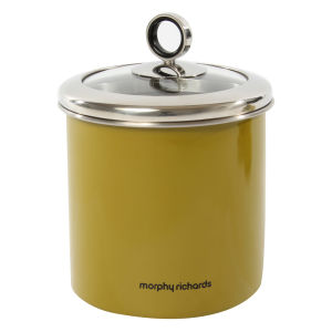 Morphy Richards Accents Large Storage Canister - Green