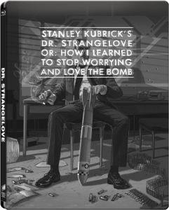 Dr. Seltsam oder: wie ich lernte die Bombe zu lieben - Gallery 1988 Range - Zavvi exklusives Limited Edition Steelbook