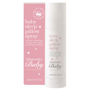 this works Baby Sleep Pillow Spray - Princess