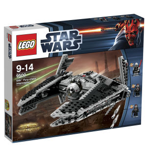 LEGO Star Wars: Sith Fury-Class Interceptor (9500)