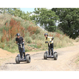 Weekend Segway Rally for Two