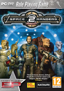Space Rangers Re-Boot
