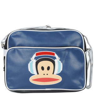 Paul Frank Headphones Messenger Bag - Navy