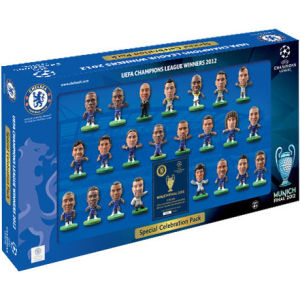 Chelsea: Champions League Celebration Pack 2012 - Limited Edition