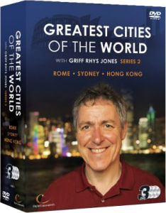 Greatest Cities of the World with Griff Rhys Jones - Series 2