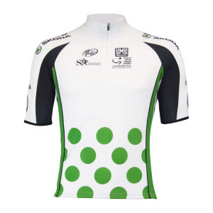 Santini Tour Down Under King Of the Mountains SS Cycling Jersey - 2013