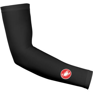 Castelli Seamless Arm Skins - Black