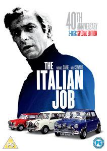 The Italian Job 40th Anniversary Editie