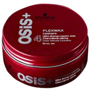 Schwarzkopf OSiS Flexwax Ultra Strong Cream Wax (50ml)