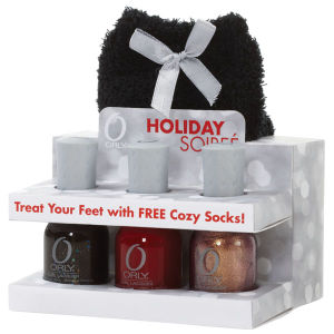 ORLY Cozy Socks Giftset (3 Products)