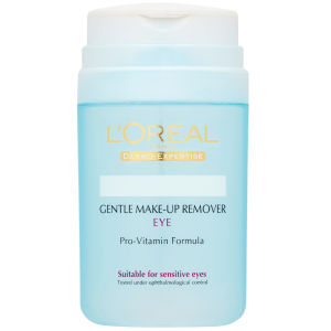L'Oreal Paris Dermo Expertise Gentle Eye Make Up Remover (125ml)