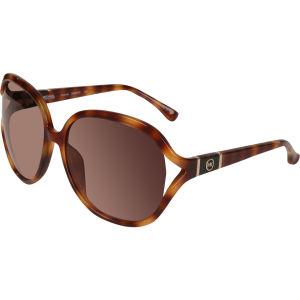 Michael Kors Vanessa Oversized Round Sunglasses - Soft Tortoise