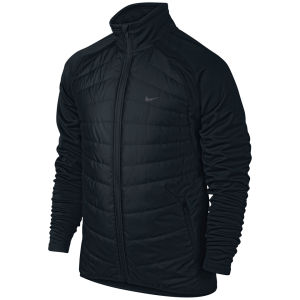 Nike Men's Speed Hybrid Thermo Jacket - Black