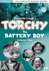 Torchy The Battery Boy - Complete Series 2