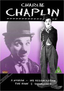 CHARLIE CHAPLIN Verzameling 4
