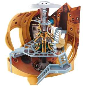 Dr Who Deluxe Tardis Playset