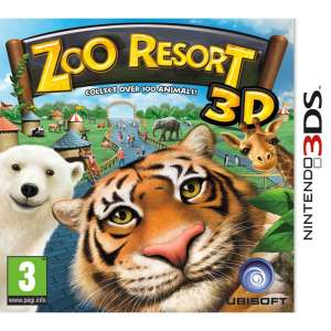 Zoo Resort 3D PAL UK