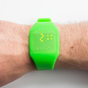 Blink Time Watch - Green