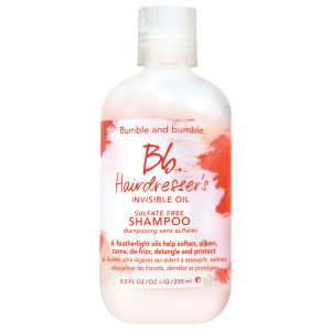 Bumble and bumble Hairdresser's Invisible Oil Sulfate Free Shampoo (250ml)