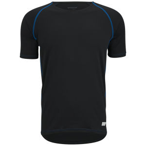 Myprotein Performance Design T-Shirt Herrar - Svart