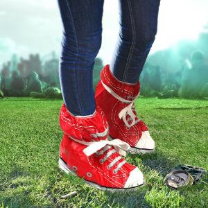 Festival Feet - Red