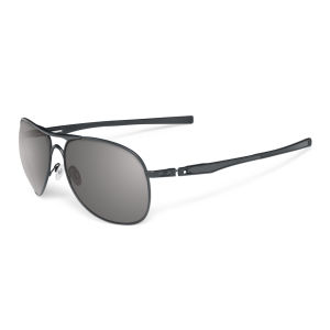 Oakley Men's Plaintiff Matte Sunglasses - Black