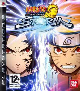 Naruto Ultimate Ninja Storm PAL UK