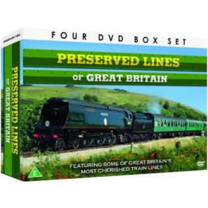 Preserved Lines of Great Britain Gift Set