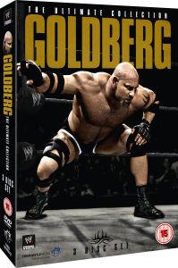 WWE: Goldberg - Ultimate Verzameling
