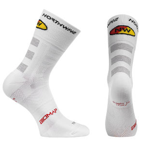 Northwave Evolution Air Socks - White