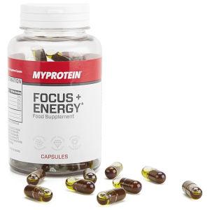 Focus + Energy Capsules