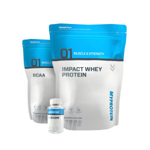 Pre & Post Workout Bundle - Natural Banana