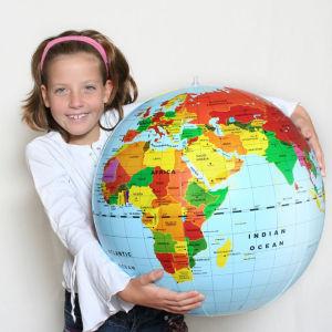 Eureka Toys Mega Globe - 50cm