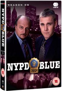NYPD Blue - Seizoen 6