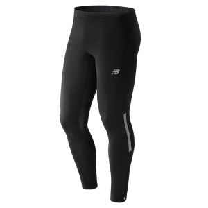New Balance Men's Running Impact Tights - Black