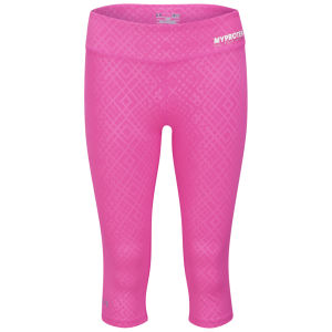 Under Armour® Women's Heatgear Capri - Chaos